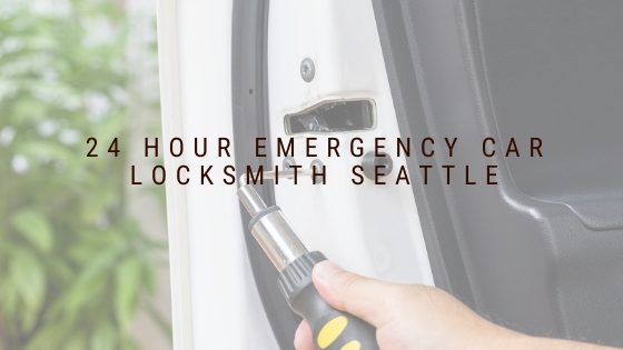 24 Hour Locksmith Seattle